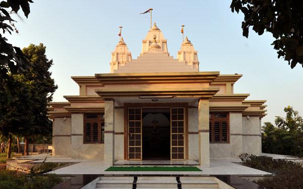 Bhadran-Trimandir