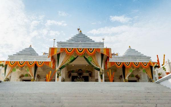 Jamnagar-Trimandir