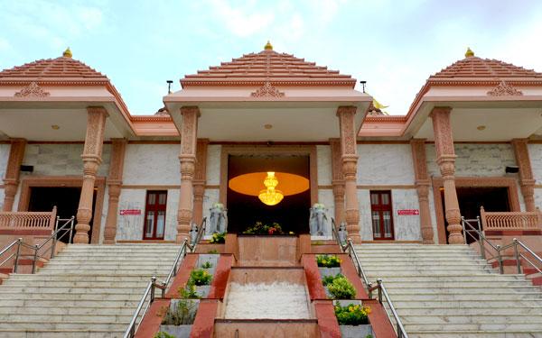Rajkot-Trimandir
