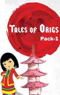 Rona and Origs Book-1