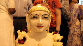 Harrow Small Idol Pratishtha 2013